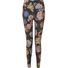 Sherpa Sapna Printed Leggings Damen black